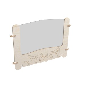 PANEL Z PLEXI CAT 55 cm wys.